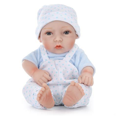 the doll house reborn 11inch handmade reborn baby doll lifelike realistic newborn boy toy play house toys
