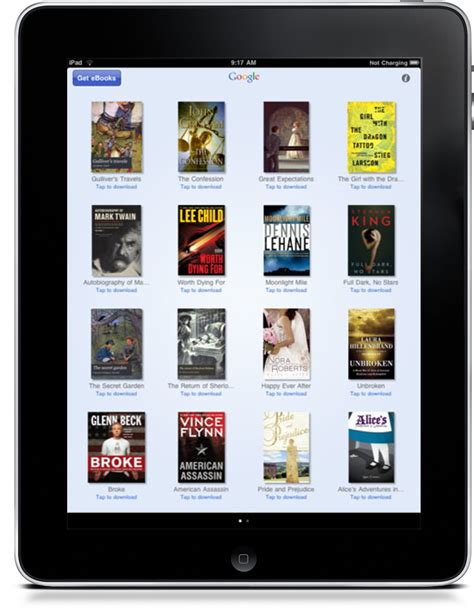 ebook format google books and then there were four google announces ebookstore