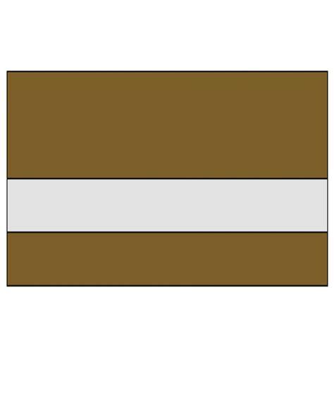 Rowmark Color Cast Acrylic Matte Clear Gold 1 4 Quot Reverse Colored Transparent Sheets