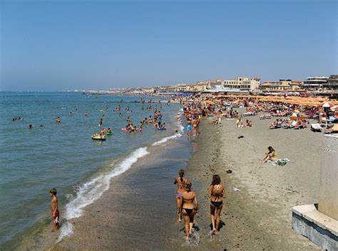 best beaches in rome beaches live like an italian