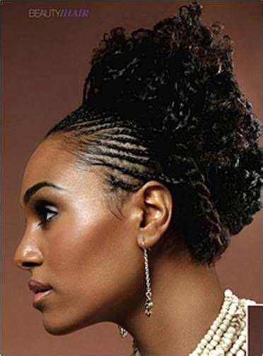 elegant up sweep cornrow styles elegant cornrow hairstyles a strong favorite hair care