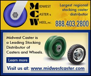 midwest caster wheel cincinnati ohio