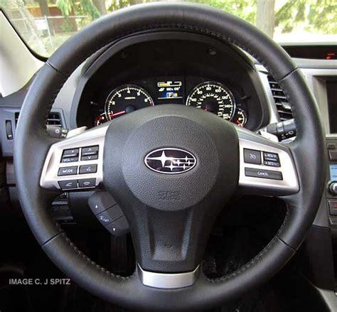 subaru outback steering wheel subaru 2013 outback research webpage specs options