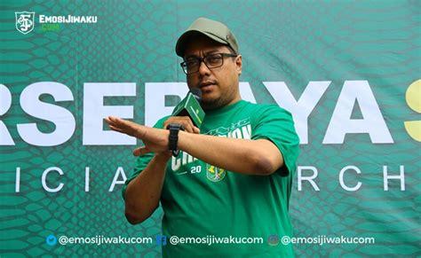 Tshirt Bonek 01 launching jersey pramusim persebaya 2018 emosi jiwaku