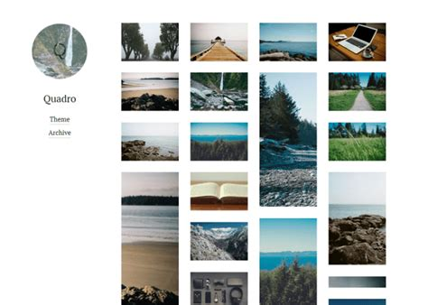 grid layout html tumblr olle ota themes free tumblr themes