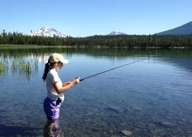 lava lake resort boat rental 50 places to go fishing within 90 minutes of bend oregon
