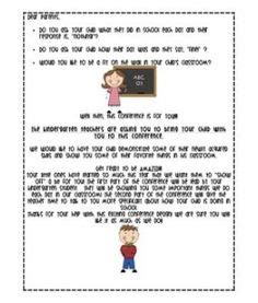 Parent Letter Student Led Conferences 1000 Images About Student Led Conferences On Student Led Conferences Parent