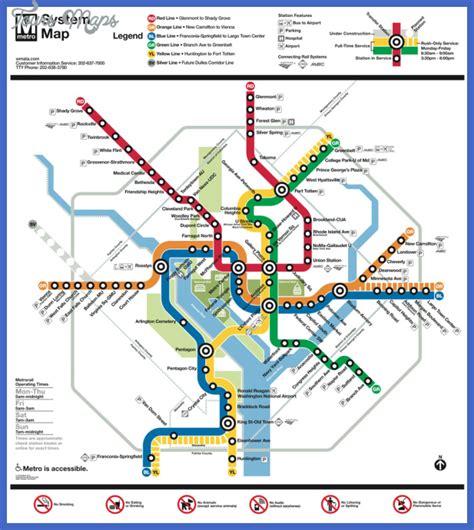 washington dc subway map pdf sydney subway map toursmaps