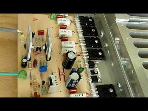 amplificador de 350w. rms prueba de audio youtube