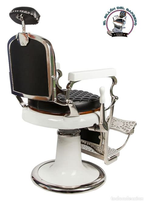 sillon de barbero antiguo jaso ano  en  gama barbershop design barber chair