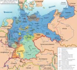 weimar map states of weimar germany map 1919 1937 vgs german sig
