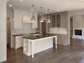 Gray And White Kitchen Cabinets Kitchen Grey Kitchen Colors With White Cabinets Popular In Spaces Bath Shabby Chic Style Large