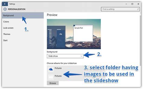 windows  desktop image change automatically video