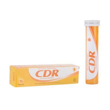 Cdr Calcium D Redoxon 15 Tab jual cdr calcium d redoxon rasa jeruk effervescent minuman