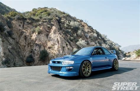 subaru gc8 coupe 1998 subaru impreza rs the chion