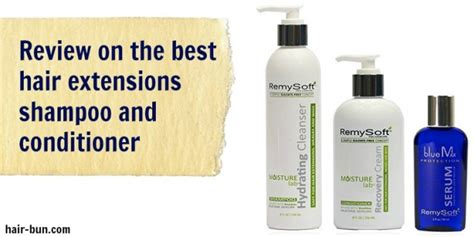 hair extension shoo and conditioner the best hair extensions shoo and conditioner