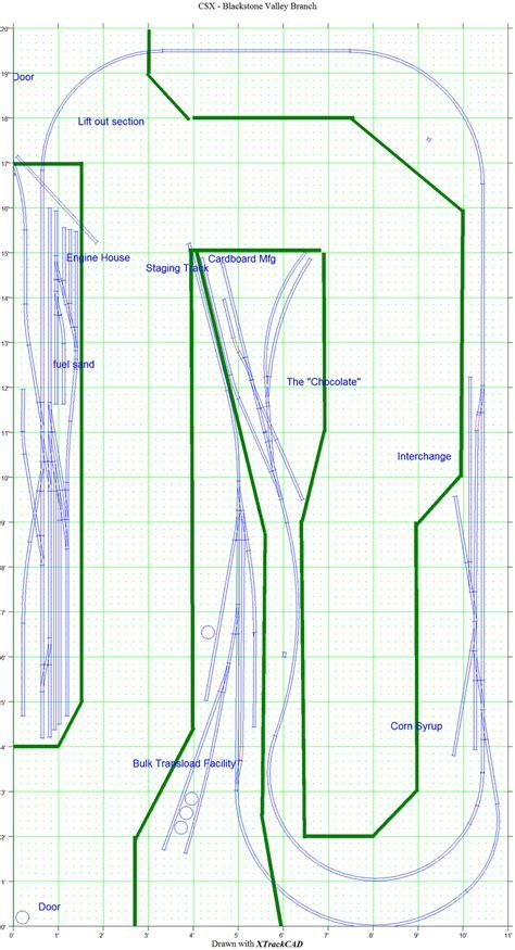 html layout model knowing ez track ho train layout plans mualsambel