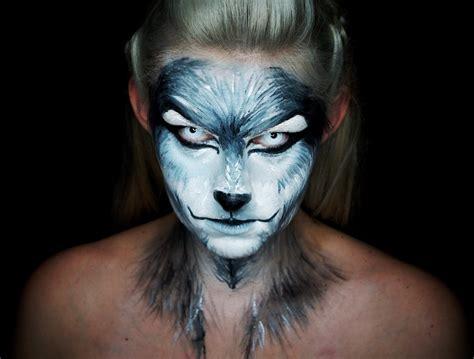 werewolf makeup tutorial male werewolf makeup tutorial saubhaya makeup