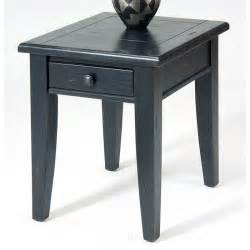Black End Tables Liberty Furniture Treasures Black End Table End Tables At Hayneedle