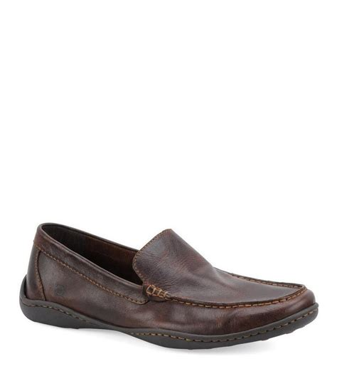 loafers size 4 born harmon casual slip on loafers dillards