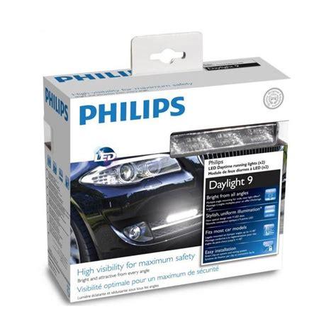 Led Drl Philips philips daylight 9 drl kit daylight running light kit powerbulbs