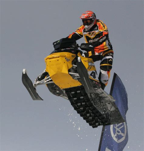 arctic challenge sled race the sled makes the rider 2012 ski doo race sled gets a