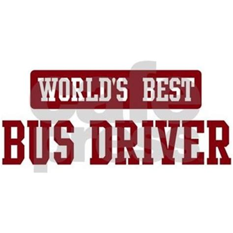 worlds best bus driver hat by myhipjob