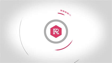 Tau Minimal Logo Reveal After Effects Template Template After Effects Logo