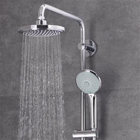 colonna doccia grohe colonna doccia con miscelatore termostatico esterno
