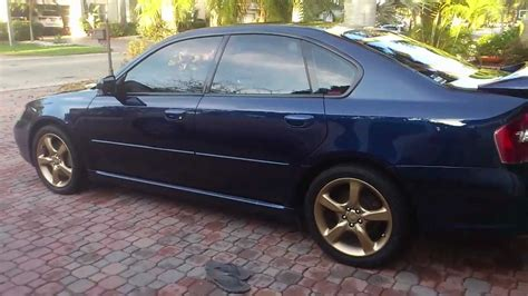 blue subaru gold rims subaru legacy gt gold rims youtube
