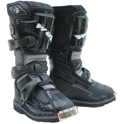 wulf motocross boots wulfsport cub gp junor kids mx off road enduro wulf