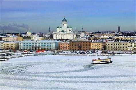 fotos helsinki invierno il nostro sogno finlandia
