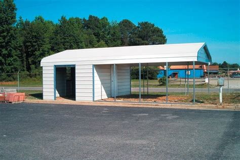 Carport And Shed by Free Standing Metal Carports Metal Carports Carport Kits