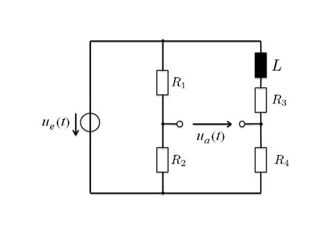 inductor circuit differential equation differential equation from a wheatstone bridge with inductor electrical engineering stack exchange