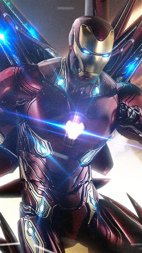 avengers endgame iron man wallpapers wallpaper cave