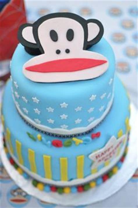 images  paul frank cake  pinterest paul frank birthday cakes  sock monkey cakes