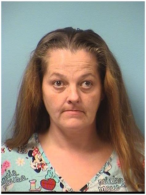 Harvey County Arrest Records Elizabeth Carol Harvey Inmate 118192 Stearns County Near St Cloud Mn