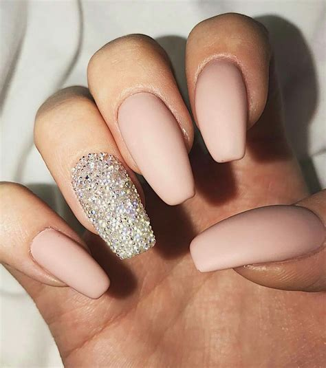 Matte Nails Latest Trends 2018   All For Fashions