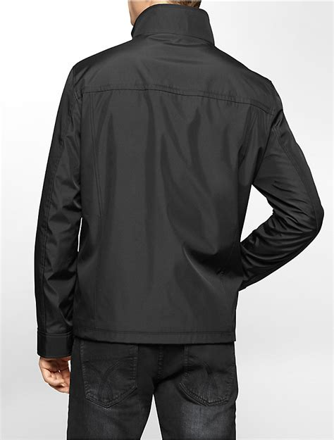 Jaket Calvin Klein Kntng Besar Zip calvin klein mens zip front jacket ebay