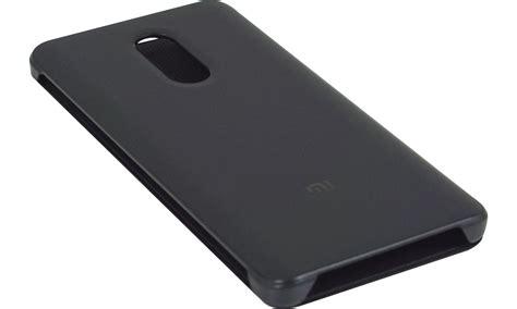 Flip Shell Ume Xiaomi Redmi Note Black xiaomi perforated flip do redmi note 4 black etui i