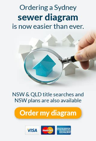 sydney water drainage diagram sewer diagram infotrack