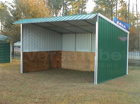 loafing roof on hill loafing shed frame only 30 x 12 x 8 barn or loafing
