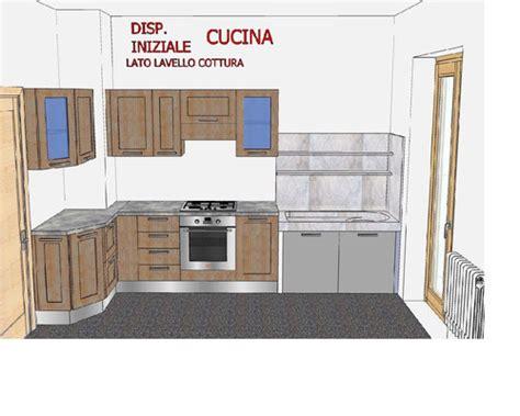 disposizione mobili cucina emejing disposizione mobili cucina contemporary ideas