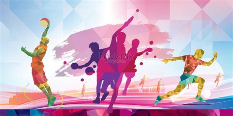 sports posters background creative imagepicture