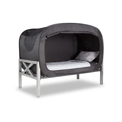 the bed tent the bed tent black product detail privacy pop 174