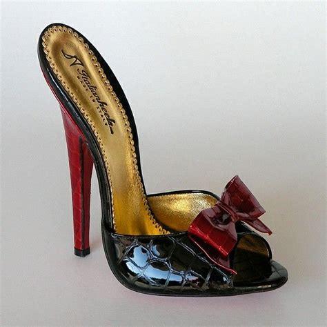 high heel mule slippers italianheels bow 6inch heels mule slipper