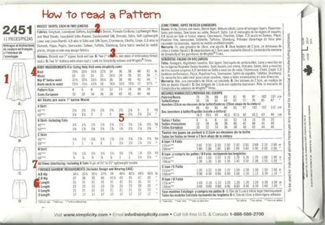 dominion pattern works inc sewing 101 how to read a pattern patterns are your