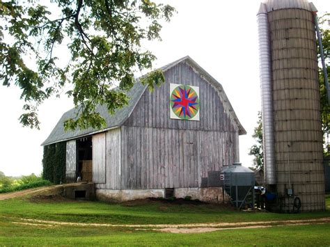 barn quilts and the american quilt trail september 2011
