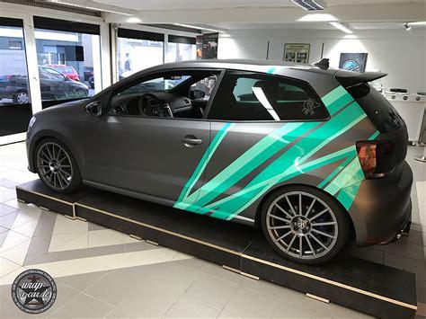 Design Folie Vw Up by Die Sch 246 Nheitsklinik F 252 Rs Auto Vw Polo Wrc Design