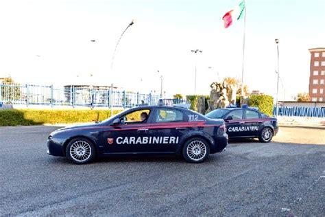 banca cc roma carabinieri di civita castellana e orte uomo arrestato
